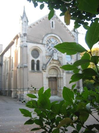Eglise du Sacré Coeur Parc de la Cure d'Air